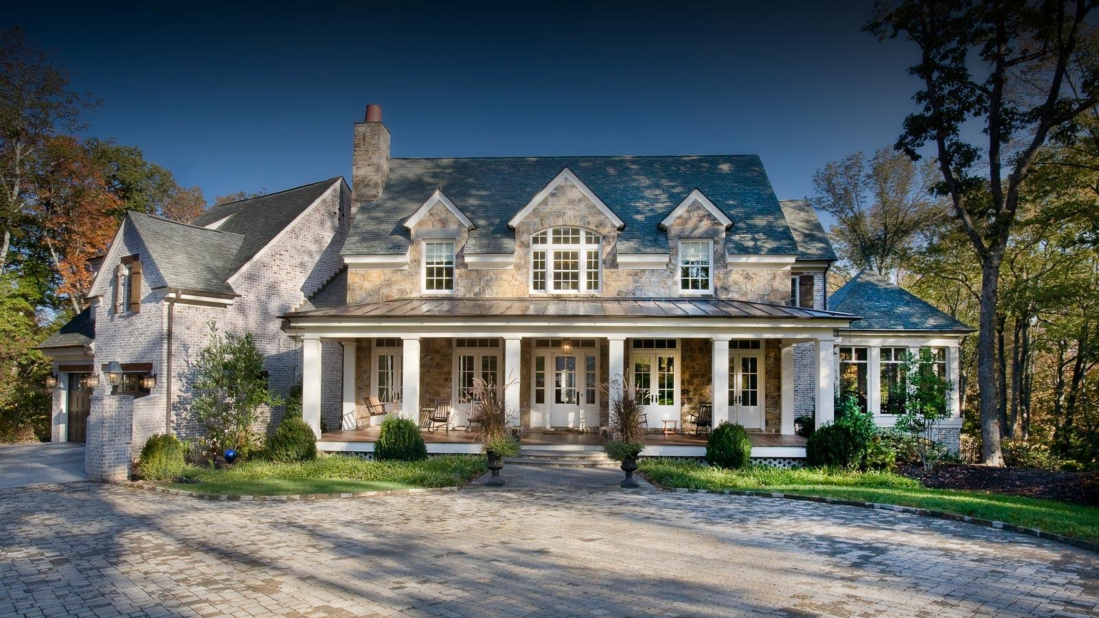 Custom home builders williamson county custom home for Stoneridge builders