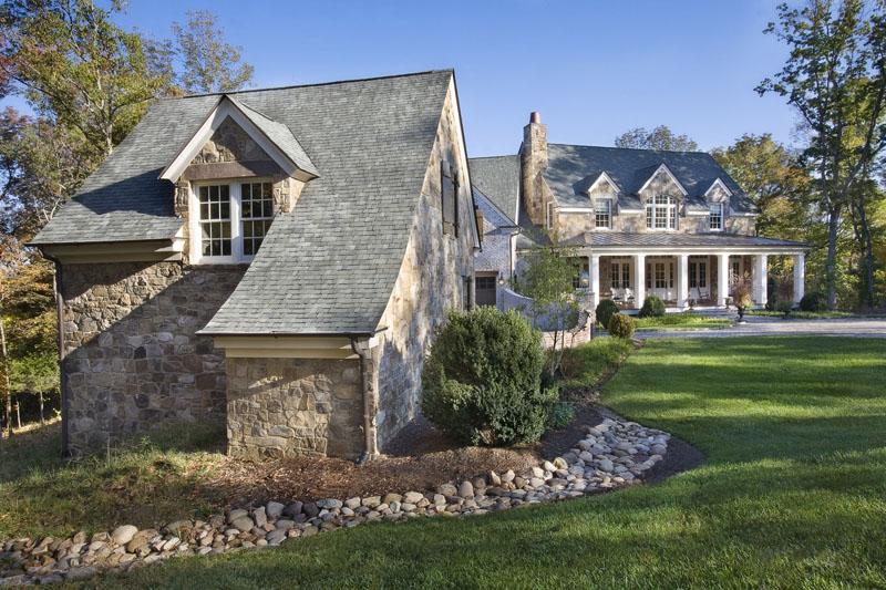 Custom home builders west meade nashville tn stone ridge for West tn home builders